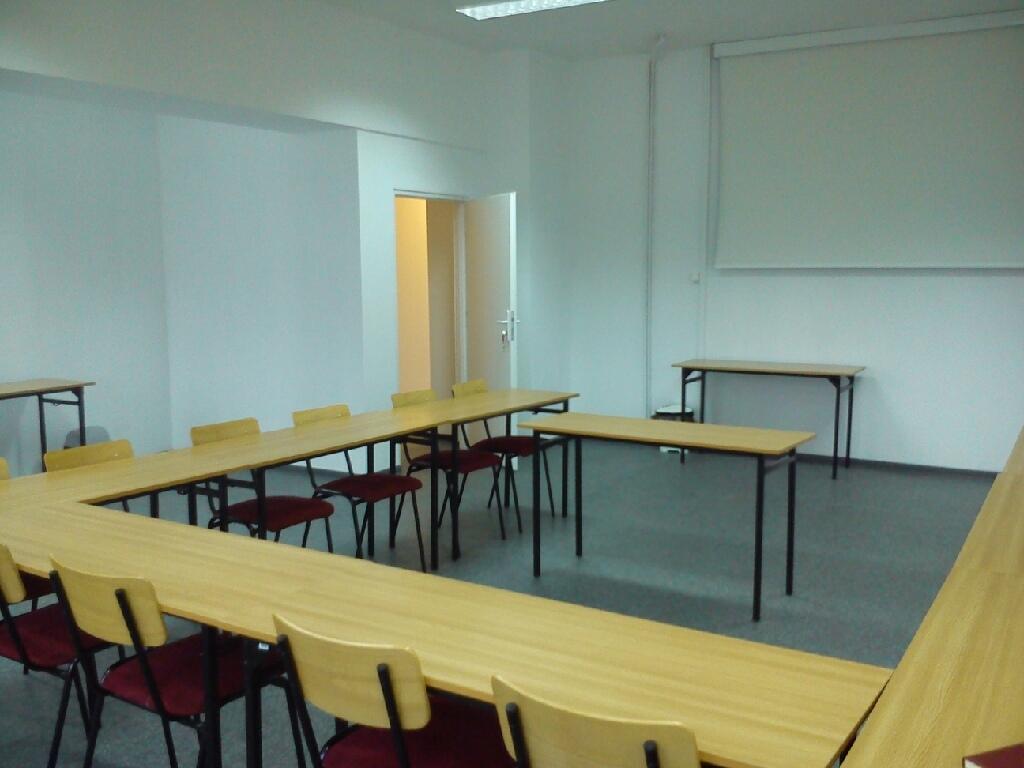 zdjęcie sali szkoleniowej w Katowicach na ul. Klimczoka